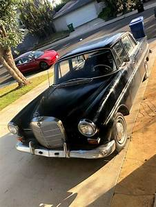 1966 Mercedes-benz 200-series 230 For Sale