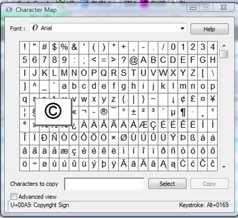 copyright symbol keyboard how to make the copyright symbol and many others on desktops and laptops mr bup s webmaster