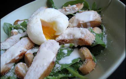recette de cuisine pdf recette salade césar au poulet notée 4 5
