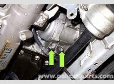 BMW E90 Coolant Pump Replacement E91, E92, E93 Pelican