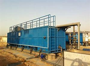 BIODOS - COMPACT UNIT RIVER WATER TREATMENT SYSTEM