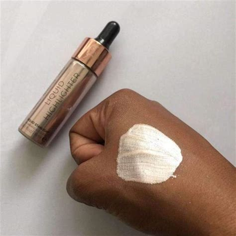 makeup revolution liquid highlighter orabel