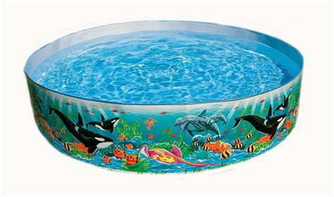 Hard Plastic Pools For Kids