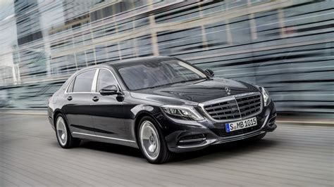 Maybach Car :  Models, Prices, Reviews, News