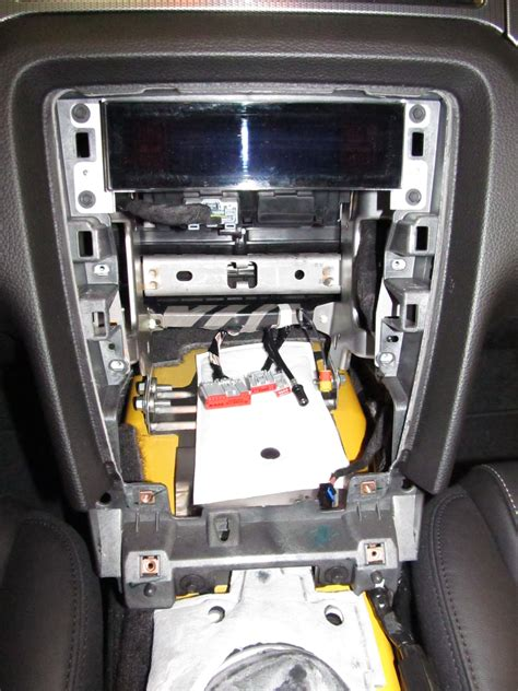 2012 Mustang Antenna Wiring Diagram by Disassembling A 2011 Mustang Gt For A Stereo Install