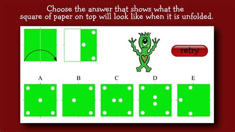 interactive practice question  cogat  grade