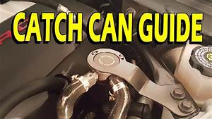 Install Guide  Camaro Ss Mishimoto Catch Can