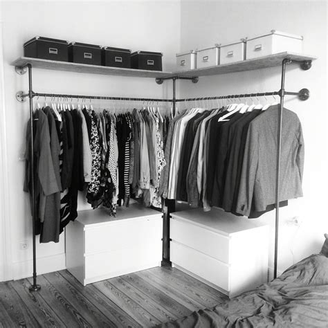Diy Wardrobe by Open Wardrobe Frame Duo High Manufactured By Various