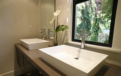 zen bathroom transitional bathroom kelly deck design