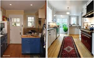 kitchen remodel ideas before and after 10 before and after kitchen remodeling ideas