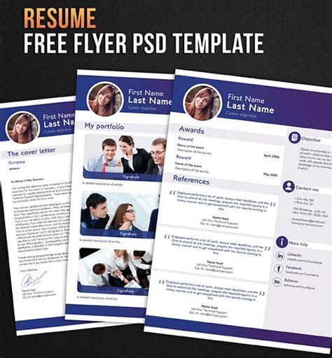 122 free psd flyer templates to make use of offline
