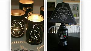Star Wars Diy : easy diy star wars craft ideas youtube ~ Orissabook.com Haus und Dekorationen