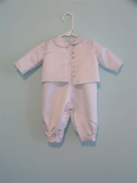 baby boy christening outfit sewing projects burdastylecom
