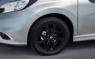 nissan note black edition  note acenta limited edition