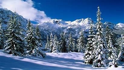 Alpine Desktop Colorado Winter Wallpapers Scenes Snow