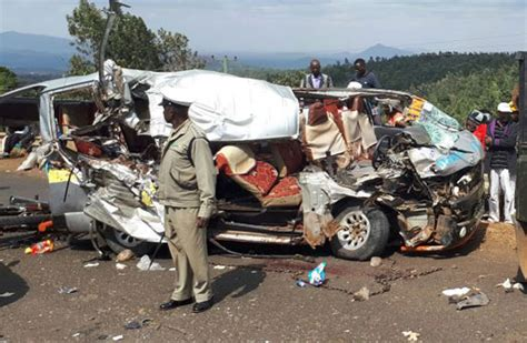 8 Dead In Grisly Road Accident In Meru