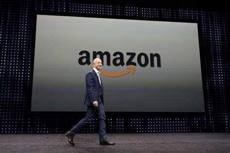 Jeff Bezos Amazon / Jeff Bezos To Step Down As Amazon Ceo ...