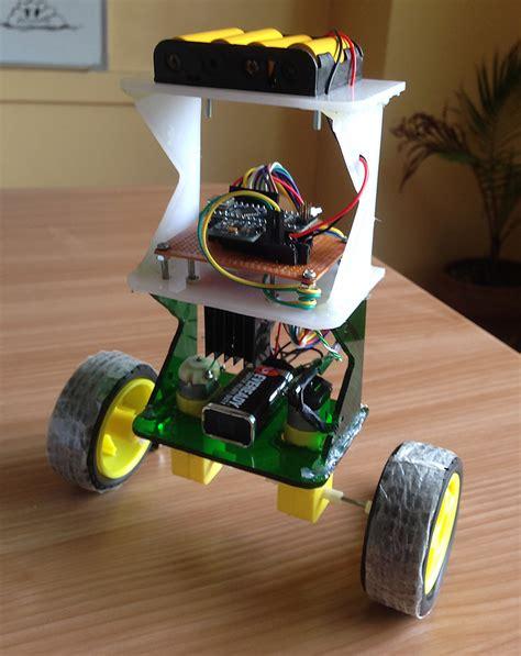 build  arduino  balancing robot diy hacking