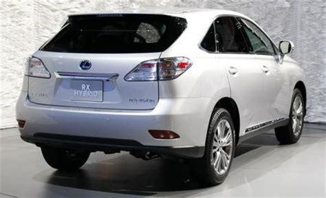 Used Lexus Rx 350 Hybrid