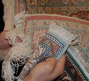 Comment Nettoyer Un Tapis Blanc : comment nettoyer tapis iranien la r ponse est sur ~ Premium-room.com Idées de Décoration