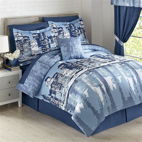 new york city comforter set total fab new york city themed skyline comforters sets bedding and decor