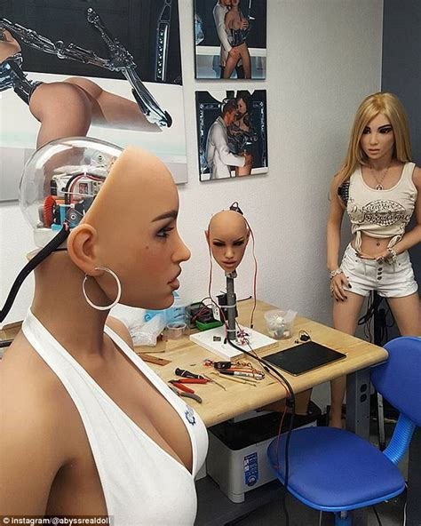Sex Doll Makers Create Robohunk Models For Women Daily