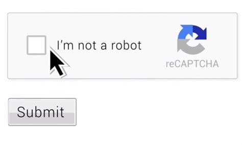 Google New Captcha System Asks 'are You A Robot?