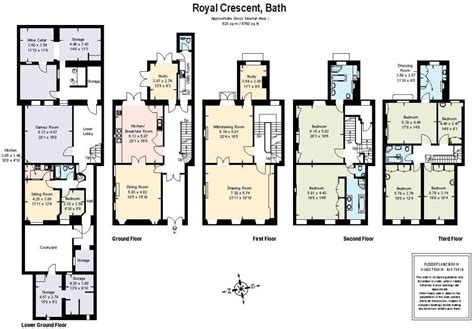 architectural plans for homes georgian house floor plans uk home mansion