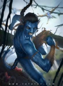 Avatar Jake Fan Art Final by Rafater