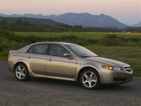 2005 Acura Tl Japanese Car Wallpapers Overview