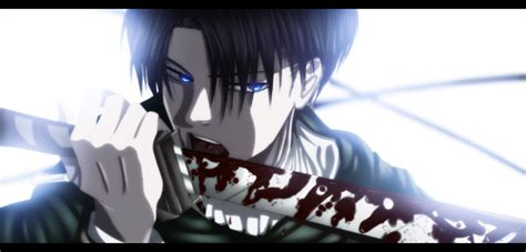 We have 72+ amazing background pictures carefully picked by our community. Attack on Titan Levi Wallpaper - WallpaperSafari
