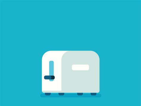 Toaster Dance By Yaroslav Kuryanovich