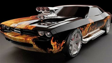 Muscle Cars Hd Wallpaper ·① Wallpapertag