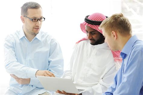 Business Etiquette In The Middle East