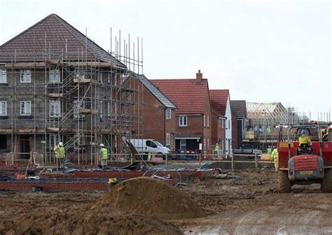Number of new homes being built in Kettering is on the ...