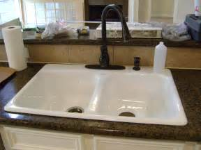 kitchen sink and faucets a home remodel series part 3 how to replace a kitchen sink and faucet a can do it