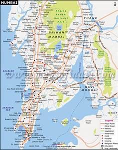 Mumbai, Maharashtra, City Map, Information and Travel Guide