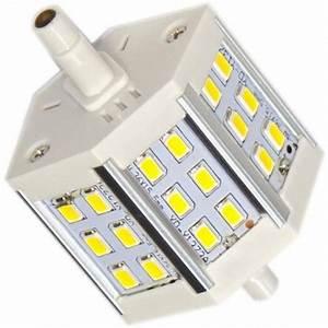 Ampoule Led R7s 78mm : 5x ampoule led r7s a 6w 78mm 600 lm blanc froid led promo ~ Melissatoandfro.com Idées de Décoration
