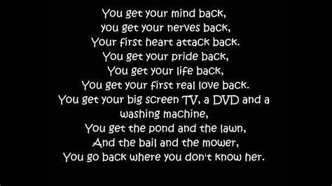 rascal flatts  lyrics youtube