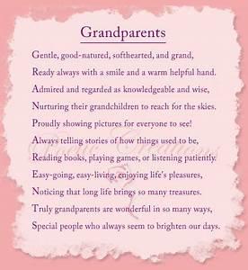 grandparents poems | Grandparents Poem | Grandparents ...