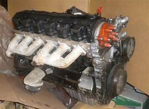 Mercedes Benz M103 Norcal 300e Engine