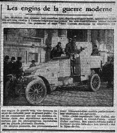 3 d 233 cembre 1914 les engins de la guerre moderne geneanet