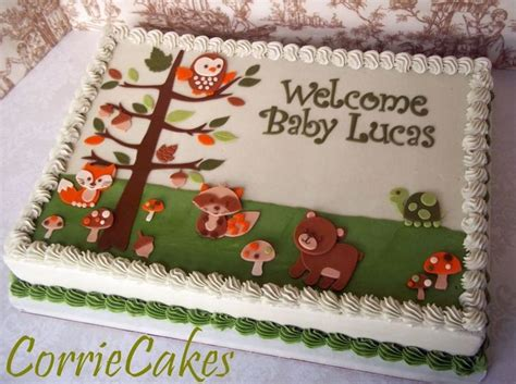 Baby Shower Sheet Cakes For by 9 Best Baby Animal Cakes Images On Animal
