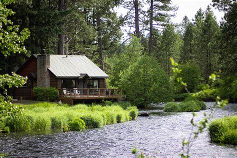 cabins for in oregon metolius river resort c sherman oregon