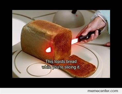 The Toast Knife By Ben