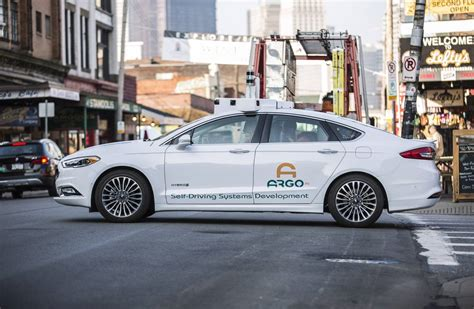 fords argo buys laser system firm   boosts driverless