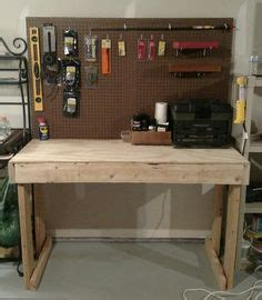 reloading bench  gun cleaning area ideas