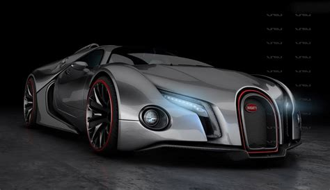 2016 Bugatti Chiron To Wear A Price Tag In Excess Of .5