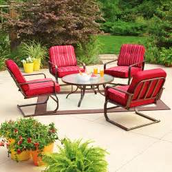 good walmart red patio set 35 for your home depot patio