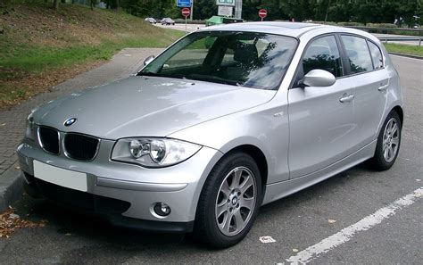 Bmw 1 Series (e87) Wikipedia